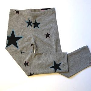 Other - NWOT Flowers By Zoe legging with stars